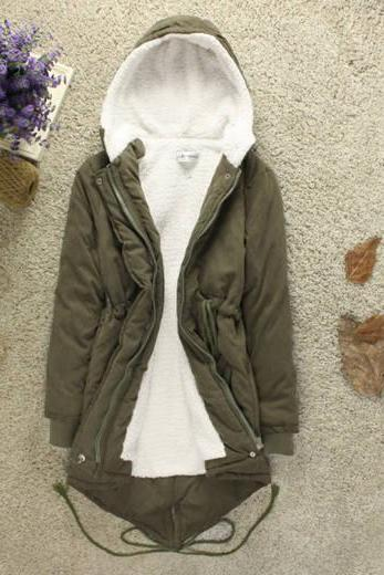 Cashmere Coat Long